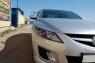Реснички на фары для Mazda 6 New