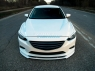 Сплитер под клыки переднего бампера «Lite Style» для Mazda 6 GJ