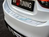 Защитная накладка на задний бампер для Mazda 6 GJ