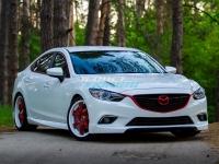 Пороги «SkyActivSport» для Mazda 6 GJ