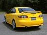 Спойлер Sport для Mazda 6 Hatchback