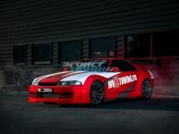 "Бампер передний в стиле ""Rocket Banny"" для Nissan SkyLine R33"