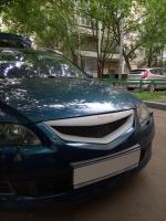 Решетка радиатора Sport для Mazda 6