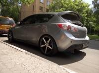 Спойлер MPS для Mazda 3 NEW