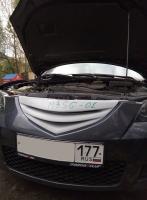 Решетка радиатора Extremma Core III для Mazda 3 Sedan