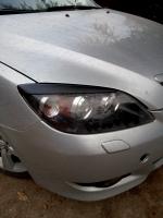 Реснички короткие для Mazda 3 Hatchback