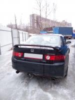 Спойлер Modulo для Honda Accord 7