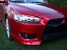 Реснички для Mitsubishi Lancer X