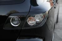 Реснички на задние фонари для Mazda 3 Hatchback