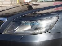 Реснички на фары для Skoda Octavia A5 FL
