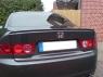 """Спойлер """"Лезвие"""" для Honda Accord 7"""