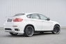 Спойлер верхний Hamann для BMW X6 (E71)