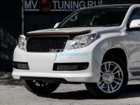 Бампер передний «ELFORD» для Toyota Land Cruiser Prado 150