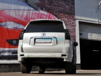 Накладка на задний бампер «JAOS» для Toyota Land Cruiser Prado 150