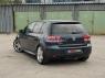 Пороги в стиле R-Line для Volkswagen Golf 6