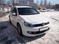 Реснички на фары для Volkswagen Golf 6