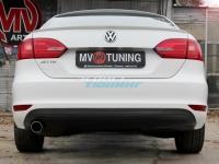 Лип-спойлер для Volkswagen Jetta 6
