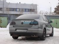 Лип-спойлер для Volkswagen Passat B6