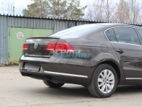Лип-спойлер для Volkswagen Passat B7