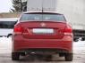 Козырек на заднее стекло Volkswagen Polo Sedan