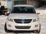 Реснички на фары для Volkswagen Tiguan
