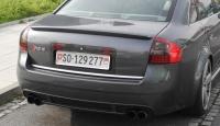 Лип-спойлер RS для Audi A6 (C5)