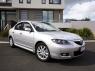 Пороги Sport для Mazda 3