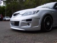 Бампер AutoExe для Mazda 3 Hatchback