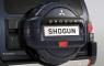 Бокс запасного колеса для Mitsubishi Pajero 4
