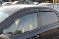 Дефлекторы боковых стекол для Chevrolet Lacetti Sedan