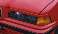 Реснички на фары (верхние) для BMW 3 (E36)