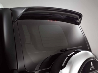 Спойлер для Mitsubishi Pajero 4