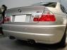 Лип-спойлер для BMW 3 (E46) Sedan