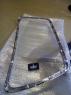 Хромированная окантовка решетки радиатора для Mitsubishi Lancer X (Рестайлинг)