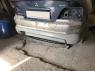 Накладка на задний бампер G-Square для Mitsubishi Galant 8