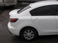 Козырек на заднее стекло (узкий) для Mazda 3 BL Sedan