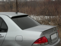 Лип-спойлер для Mitsubishi Lancer IX