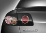 Спойлер Sport для Mazda 3 Sedan