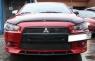 Подиум под номер EVO для Mitsubishi Lancer X