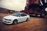 Накладки на колесные арки (Серпы) для Mitsubishi Galant 8