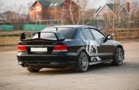 Бампер задний Viento для Mitsubishi Galant 8