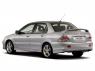 Накладка на задний бампер «Sport 2.0» для Mitsubishi Lancer IX