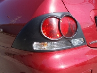 Накладки на задние фонари для Mitsubishi Lancer IX
