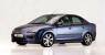 Накладка MS Design на передний бампер для Ford Focus 2 Sedan