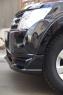 Накладка на передний бампер Roar для Mitsubishi Pajero 4 (Дорестайлинг)