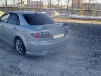 Накладка на задний бампер Sport Line для Mazda 6