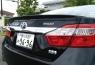 Лип-спойлер Modellista для Toyota Camry V50