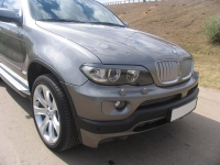 Реснички на фары для BMW X5 (E53)