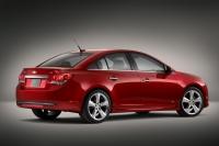Пороги RS (юбилейные) для Chevrolet Cruze