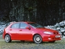 Решетка радиатора Sport для Chevrolet Lacetti Hatchback